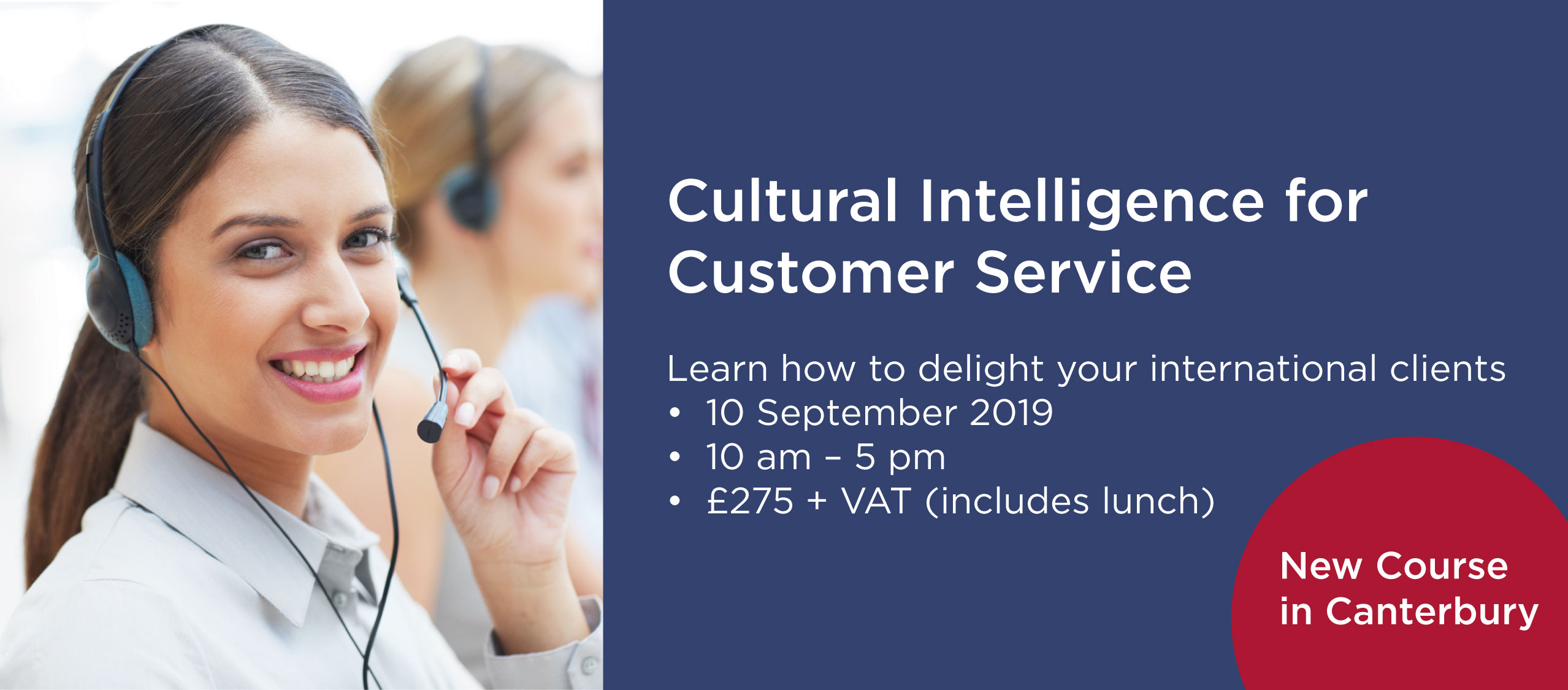 Cultural Intellugence for Customer Service