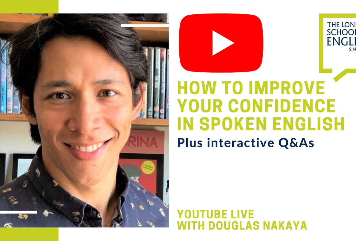 How to improve your confidence in spoken English