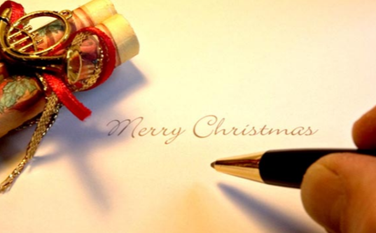20 Christmas Greetings In English For Your Business Contacts The London School Of English
