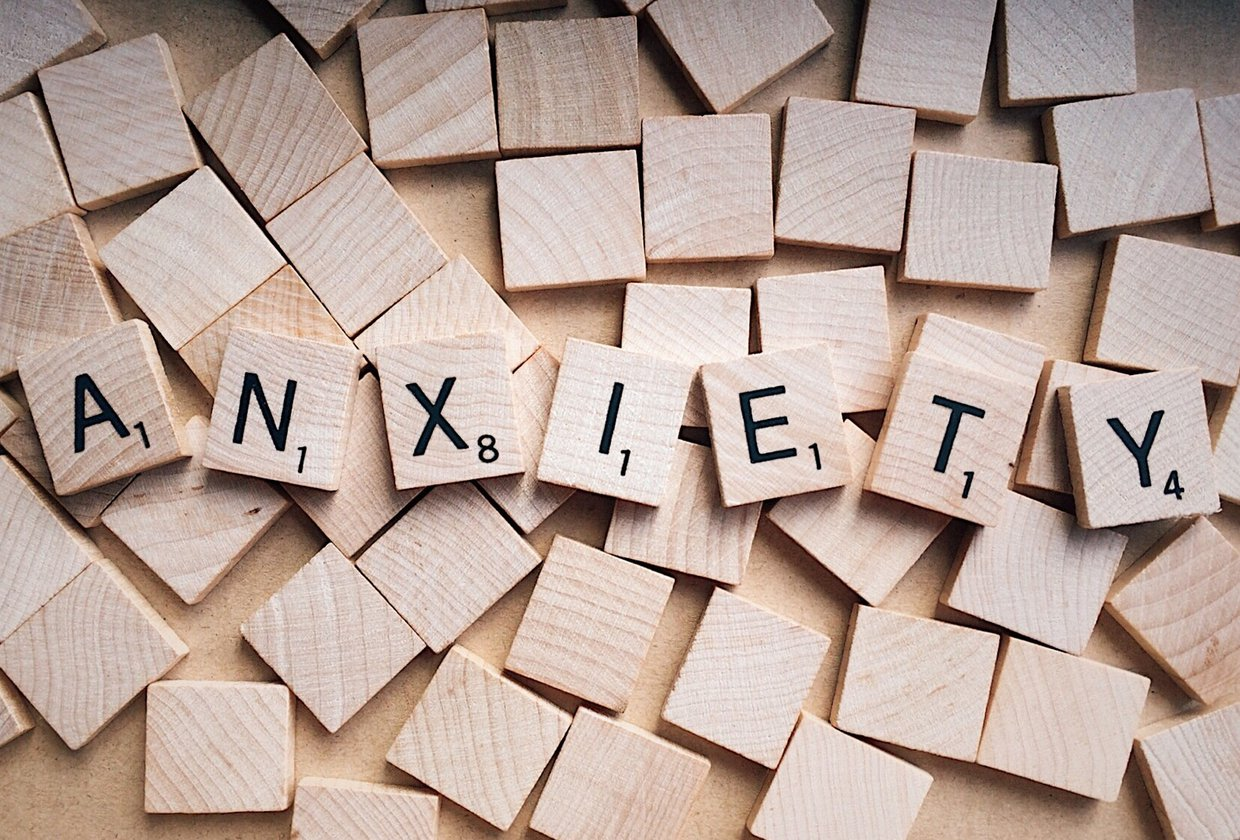 Five tips for overcoming anxiety in your lessons