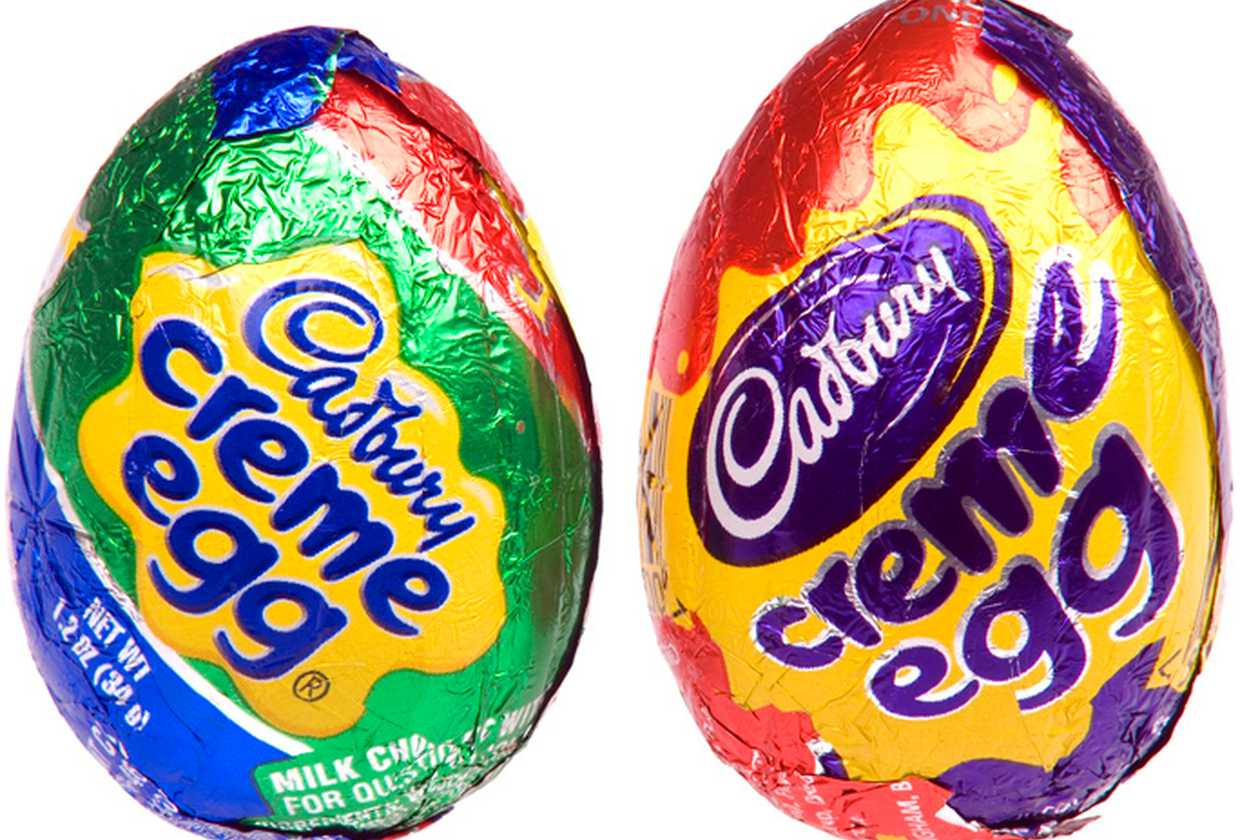 A very British Easter