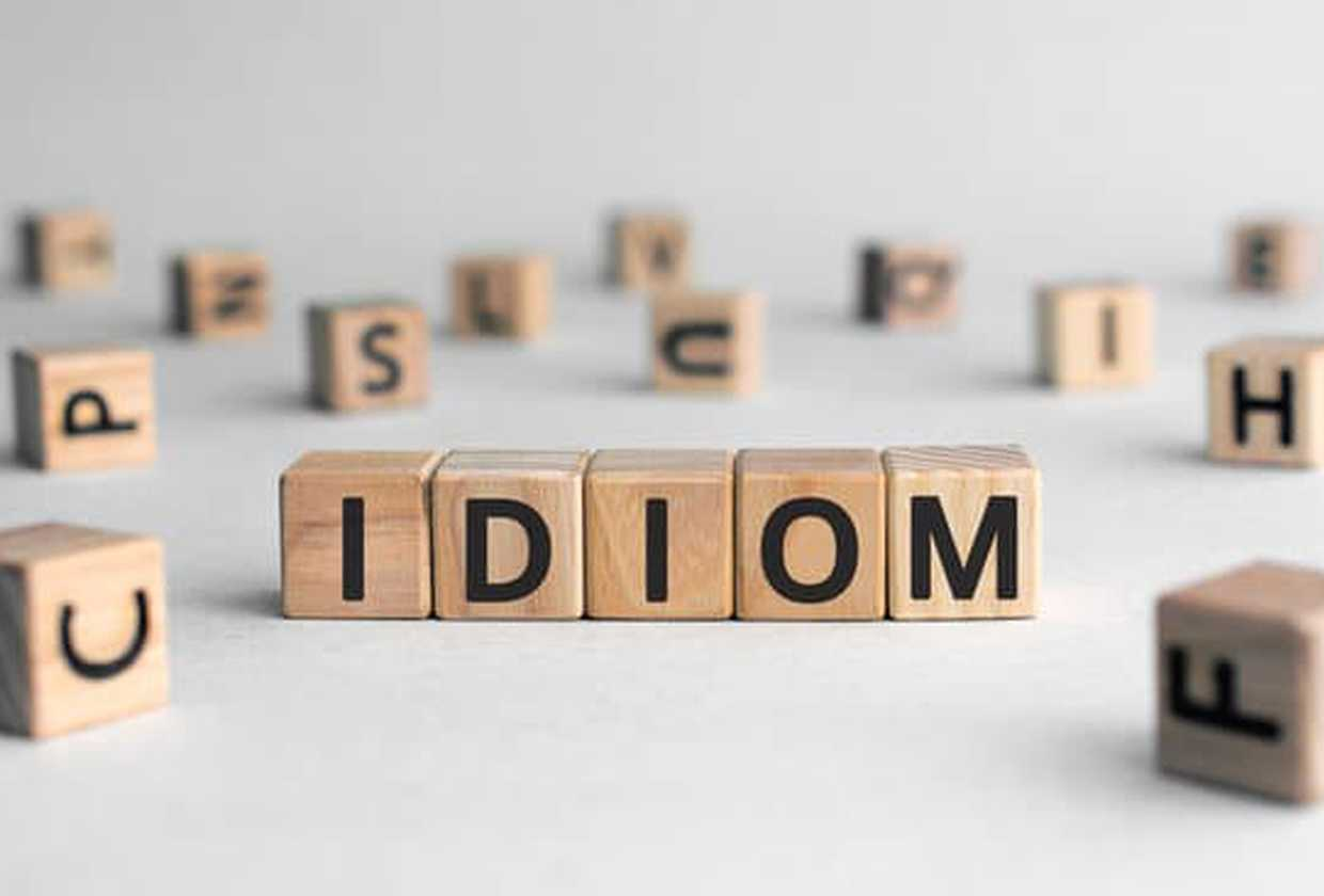 25 useful idiomatic expressions In English