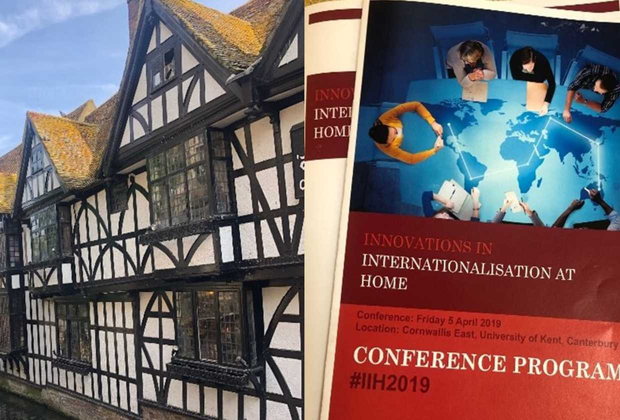Innovations in Internationalisation at Home Conference