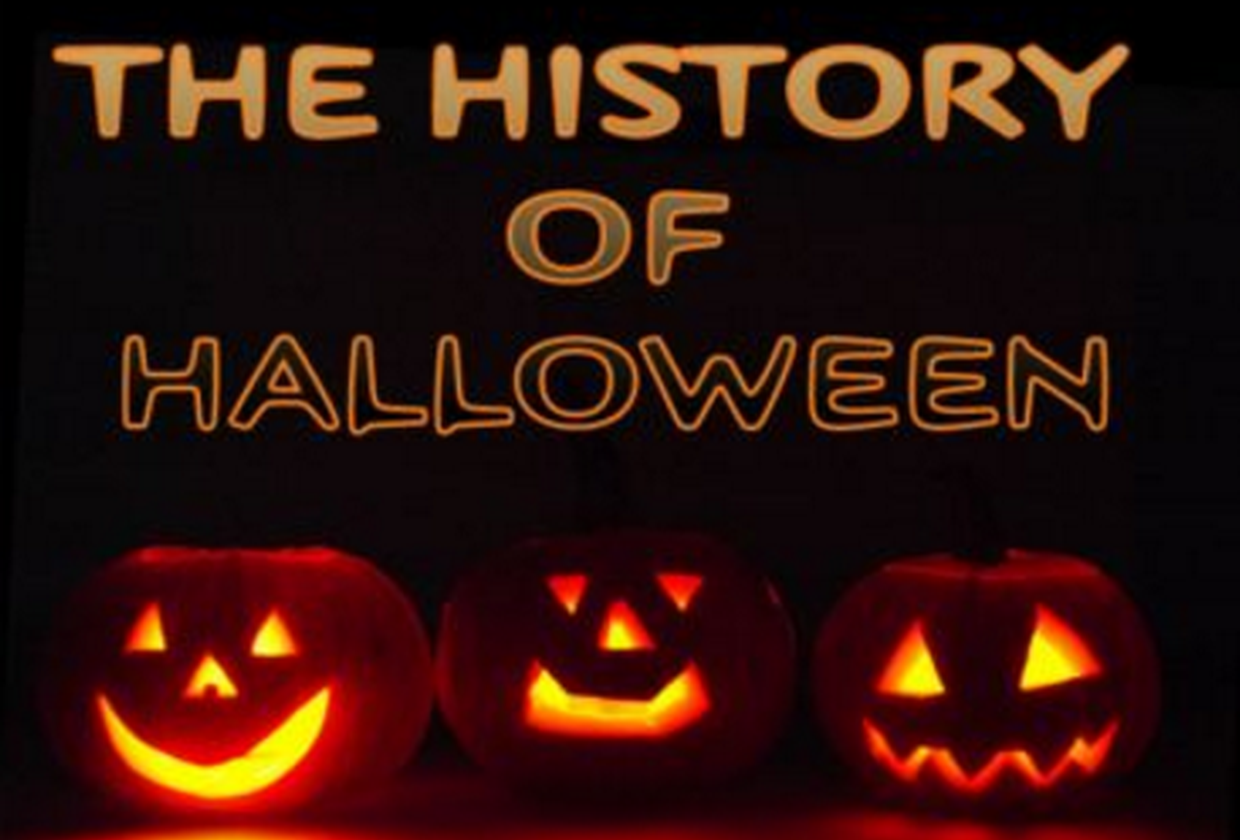 What is the history behind Halloween?