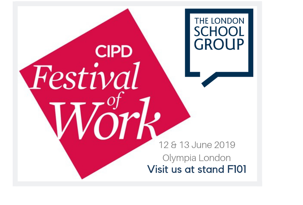 The London School Group to exhibit at the CIPD Festival of Work