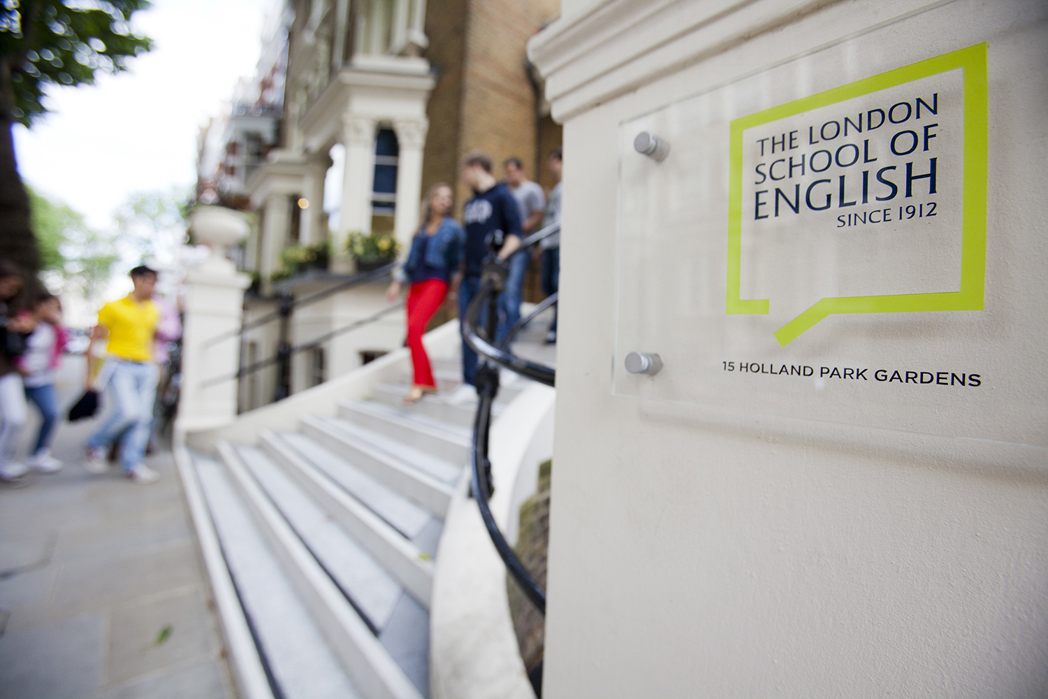 The London School of English: Your Experience